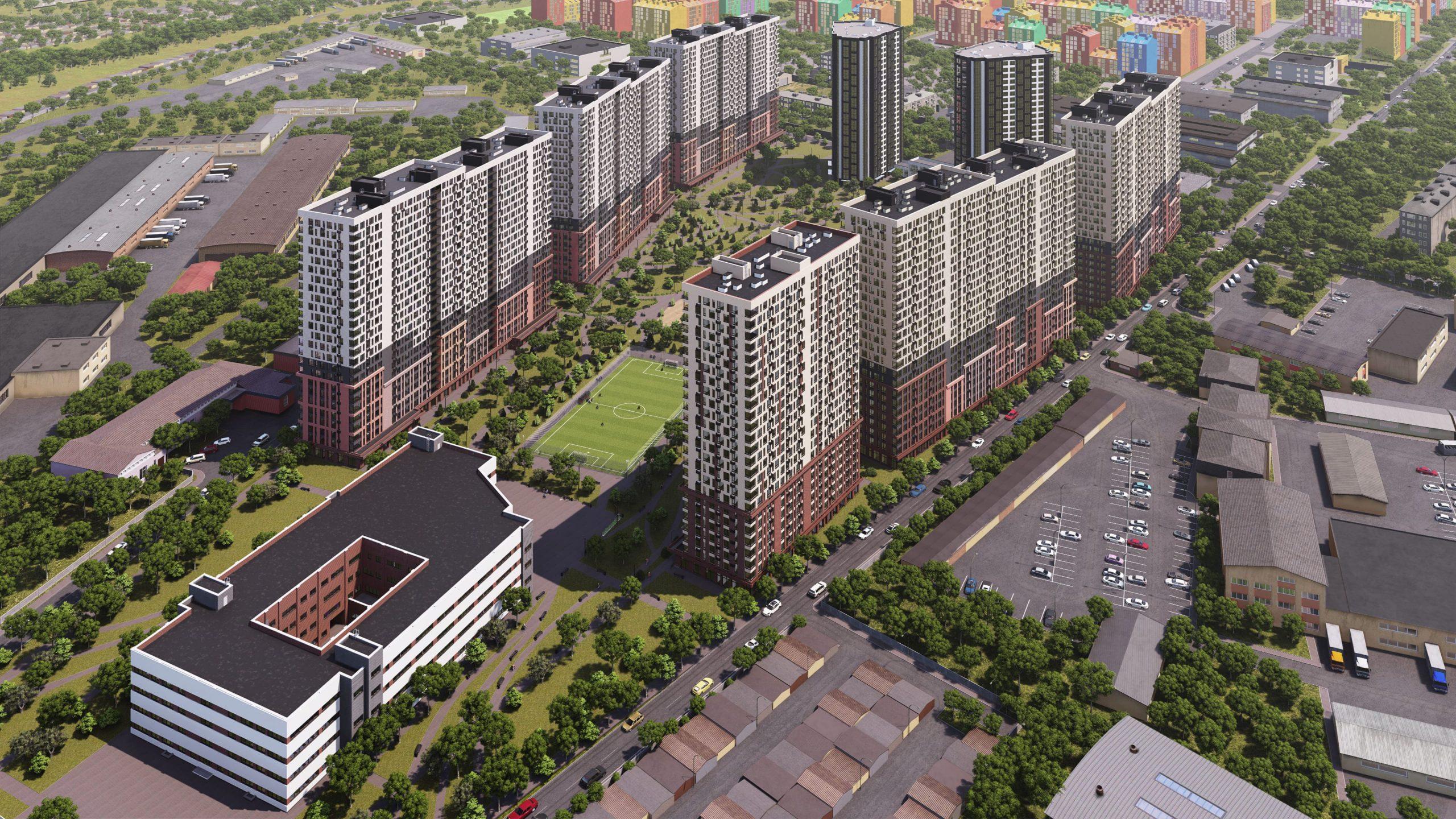 Підвищення цін для інвесторів в житловому комплексі Star City від компанії BudCapital